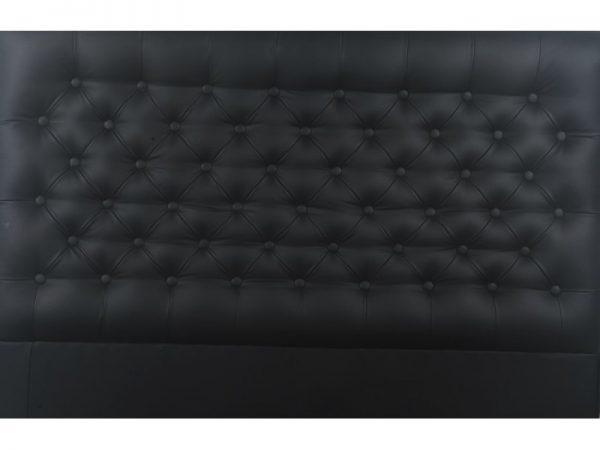 מיטה זוגית מרופדת מפוארת דגם קריסטל Camp David כולל מזרון