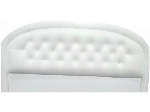 מיטה + חצי מרופדת מפוארת דגם יהלום Camp David כולל מזרון