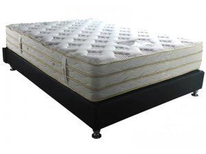 מזרן ויסקו למיטה + חצי קשיח אורתופדי ללא קפיצים ספורט קולקשן Camp David